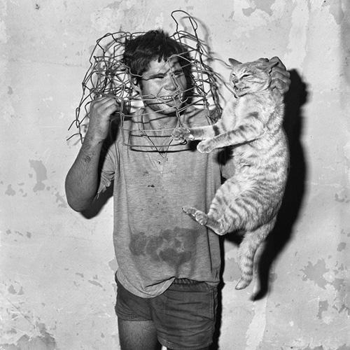 """Rodžers Ballens. Kaķu ķērājs, 1998. No sērijas """"Outland"""""""