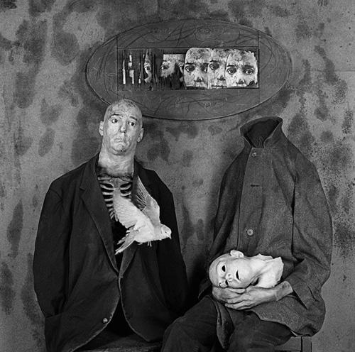 """Rodžers Ballens. No sērijas """"Asylum of the Birds"""", 2011"""