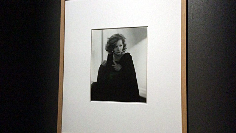 Grētas Garbo portrets izstādē