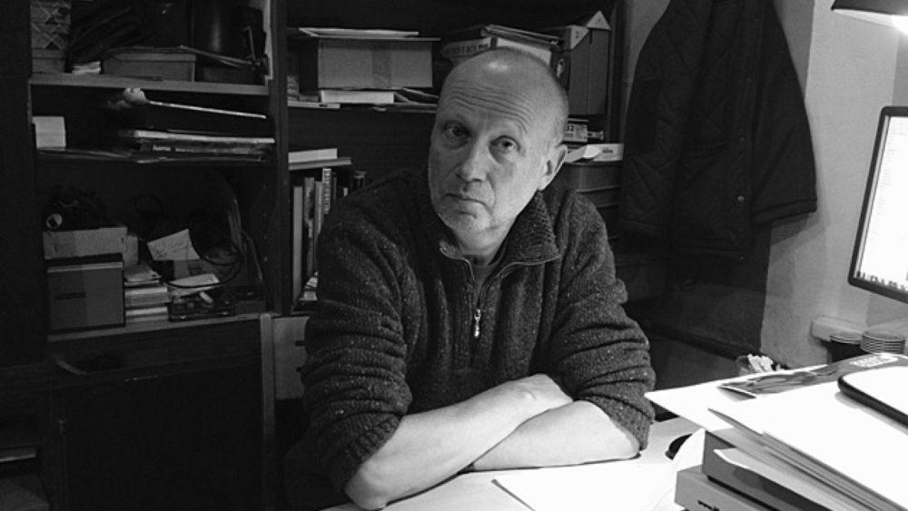 Andrejs Grants. Foto - Ieva Raudsepa