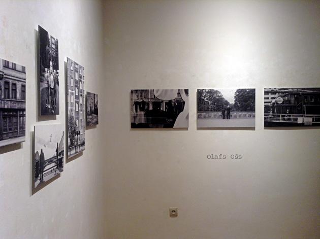"""Olafa Oša darbi izstādē """"Ielu fotogrāfija"""""""