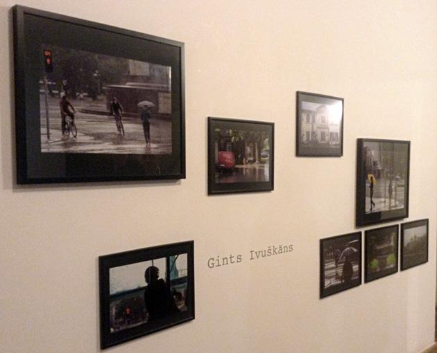 """Ginta Ivuškāna darbi izstādē """"Ielu fotogrāfija"""""""