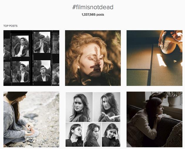 Fotogrāfijas instagramā