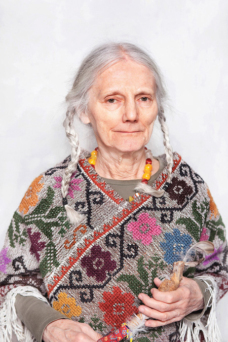 Kataržina Majaka. Marija ir dziedniece un gaišreģe