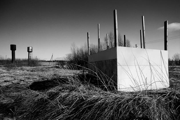 Vītauts Pletkus. Struktūras Kazimieravas laukos, 2011