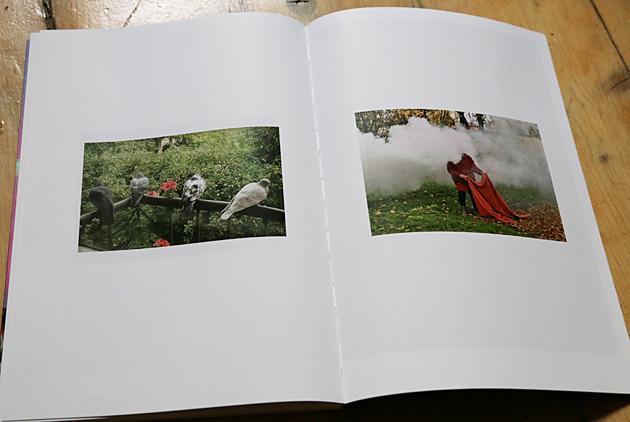 """Katrīnas Ķepules darbi izdevumā """"Latvijas fotogrāfija 2016"""""""