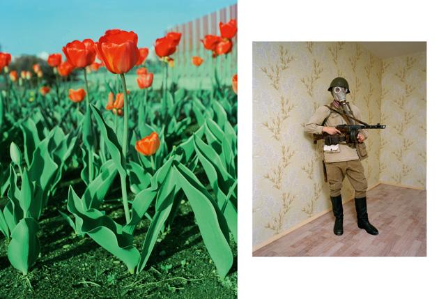 """Endrjū Miksis. No sērijas """"Tulips"""""""