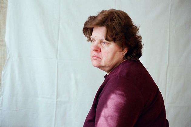 """Kristīne Madjare. No sērijas """"Iekšzeme"""""""