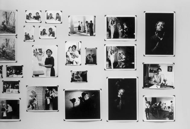 """No Zoe Leonardas projekta """"Fae Ričardsas foto arhīvs"""""""