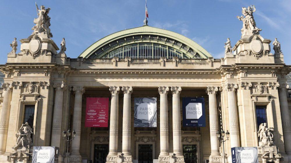 Grand Palais. Foto - Marks Domāžs, Paris Photo