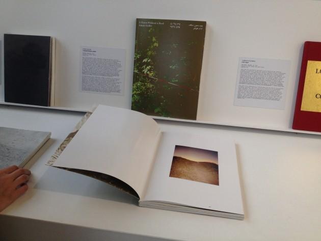 Adama Golfera grāmata <em>A House Without a Roof</em>. Foto - Evita Goze