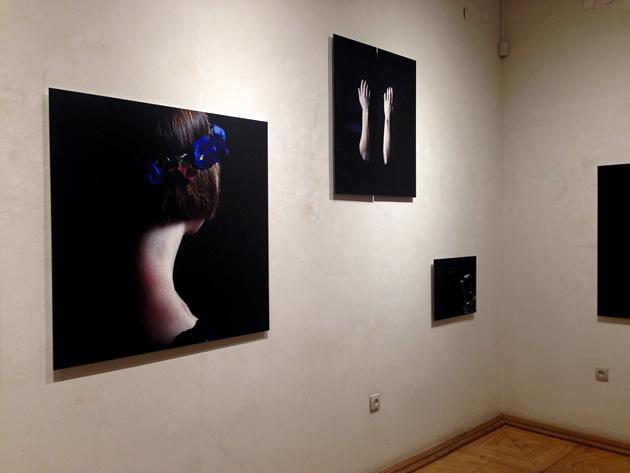 Ritas Antilas darbi Fotomuzejā