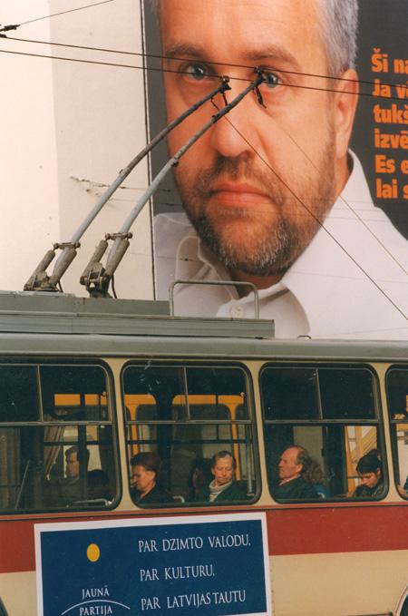 1998. Foto - Uldis Briedis
