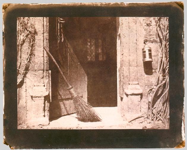Viljams Fokss Talbots. Atvērtas durvis, 1844