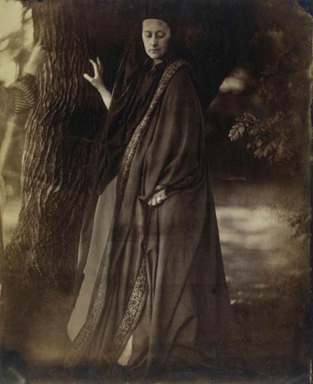 Džūlija Margarēta Kamerona. Lēdija Elho, 1865