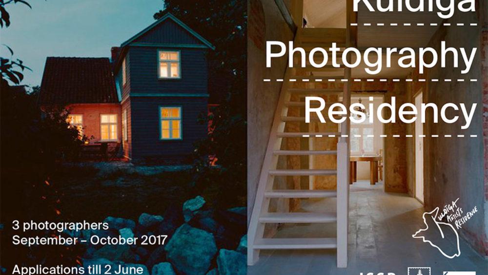 Fotogrāfijas rezidence Kuldīgā